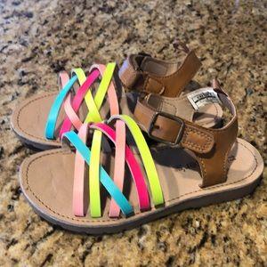 Girls Carter's sandals
